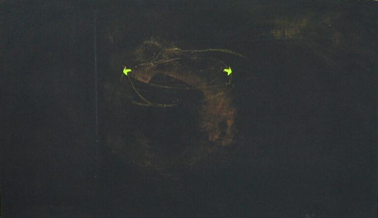 jT. Sortie 2, monotype, 58 x 76