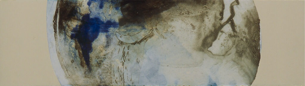 jT. SB Plasma 11, monotype, 21 x 76 cm